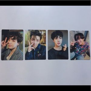 BTS Love Yourself 轉 'Tear' Photocards HYUNG LINE